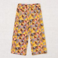 <img class='new_mark_img1' src='https://img.shop-pro.jp/img/new/icons14.gif' style='border:none;display:inline;margin:0px;padding:0px;width:auto;' />Misha and Puff◇ Sailor Pant, Mango Patchwork