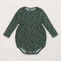 <img class='new_mark_img1' src='https://img.shop-pro.jp/img/new/icons14.gif' style='border:none;display:inline;margin:0px;padding:0px;width:auto;' />Misha and Puff◇ Balloon Romper, Emerald Mini Floral