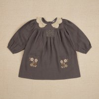 <img class='new_mark_img1' src='https://img.shop-pro.jp/img/new/icons14.gif' style='border:none;display:inline;margin:0px;padding:0px;width:auto;' />Apolina◇ VIOLA DRESS - CHARCOAL