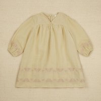 <img class='new_mark_img1' src='https://img.shop-pro.jp/img/new/icons14.gif' style='border:none;display:inline;margin:0px;padding:0px;width:auto;' />Apolina◇ WILLOW MIDI DRESS - PALE PEAR