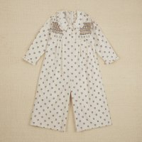 <img class='new_mark_img1' src='https://img.shop-pro.jp/img/new/icons14.gif' style='border:none;display:inline;margin:0px;padding:0px;width:auto;' />Apolina◇ DAHLIA JUMPSUIT - SNOWDROP CALICO FLORAL