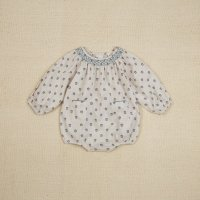 <img class='new_mark_img1' src='https://img.shop-pro.jp/img/new/icons14.gif' style='border:none;display:inline;margin:0px;padding:0px;width:auto;' />Apolina◇ BABY SISSY ROMPER - SNOWDROP CALICO FLORAL