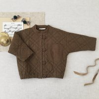 <img class='new_mark_img1' src='https://img.shop-pro.jp/img/new/icons14.gif' style='border:none;display:inline;margin:0px;padding:0px;width:auto;' />SOOR PLOOM◇ Quilted Jacket, Moss ※Delay
