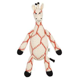 la de dah kids☆Large Softies  (Gerry Giraffe)
