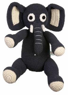 la de dah kids☆Large Softies (Edward Elephant)