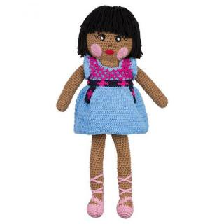 la de dah kids☆Large Softies (Sophia Doll)