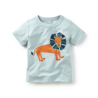 【50%Off】 tea☆ Lion T-Shirt
