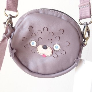 <img class='new_mark_img1' src='//img.shop-pro.jp/img/new/icons16.gif' style='border:none;display:inline;margin:0px;padding:0px;width:auto;' />40% Off! Easy Peasy (Leather Round Bag)Bibichou
