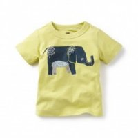 【50%Off】 tea☆ Elephant T-Shirt