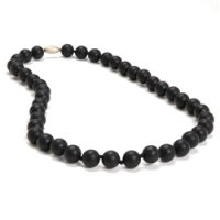 Chewbeads Jane Teething Necklace(Black・Grey・White・Brown)