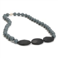 Chewbeads Greenwich Necklace (Stormy Grey)