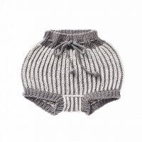 30% Off! Misha and Puff☆Fisherman Bloomers / Driftwood (6-12m, 12-18m, 18-24m, 2-3y, 3-4y)