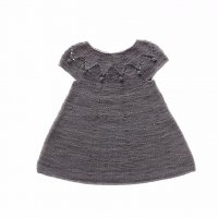 30% Off! Misha and Puff☆Seaside Tunic Dress / Driftwood (18-24m, 2-3y, 3-4y)