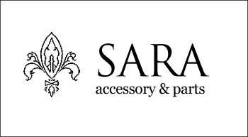 お洒落な物を作りたい!輸入手芸材料店「SARA accessory®」