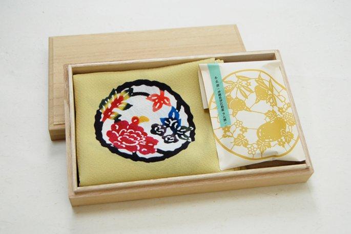 冬瓜漬+furoshiki ハナヌヌ《桐箱入》