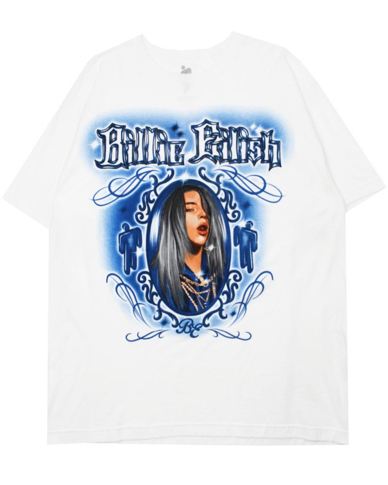 Billie Eilish Official Airbrush T-Shirt