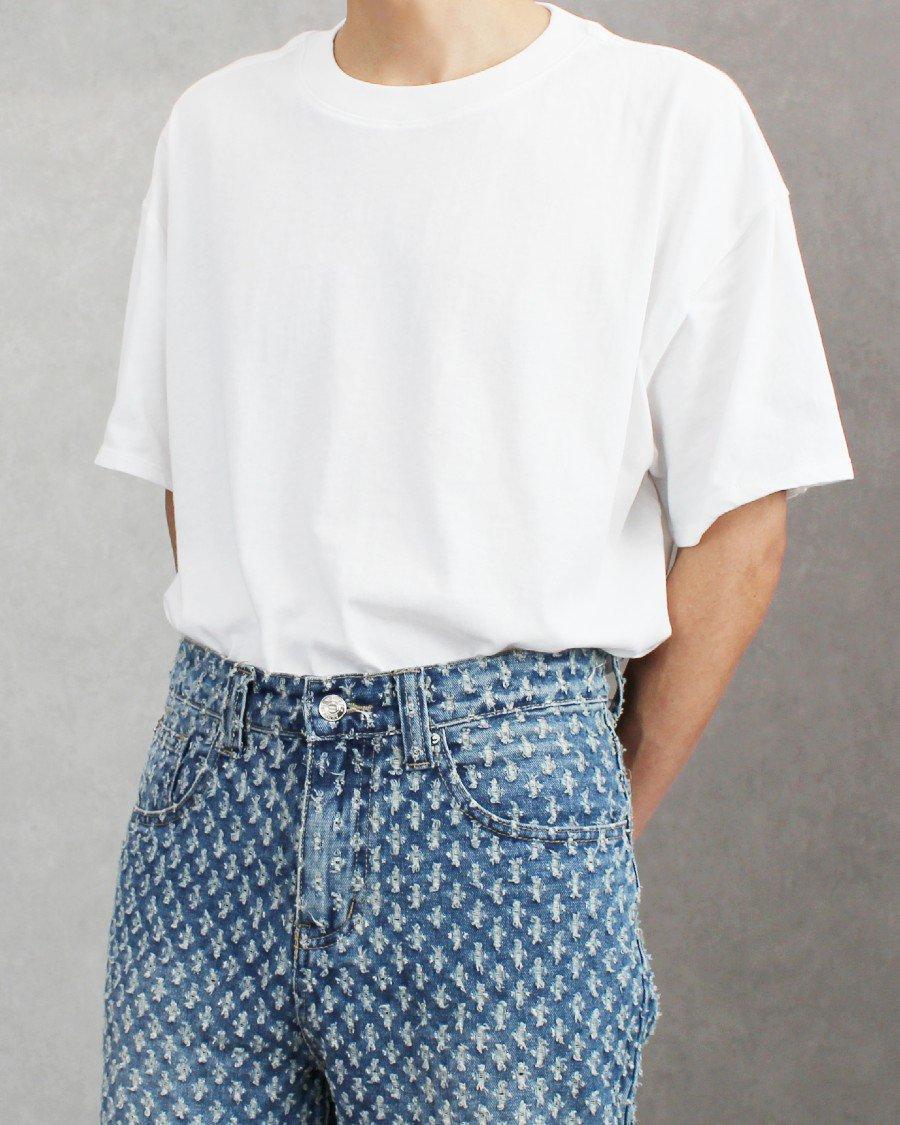 FOG - Fear Of God Essentials 3 Pack T-Shirts - White