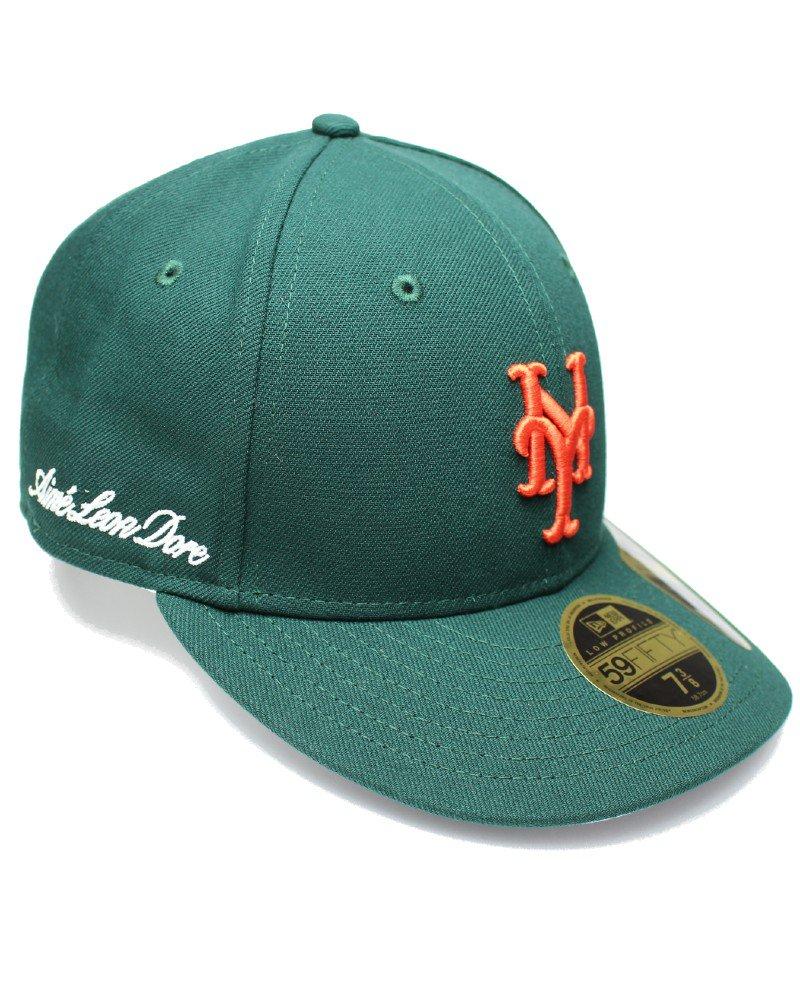 Aime Leon Dore New Era Mets Cap - Green
