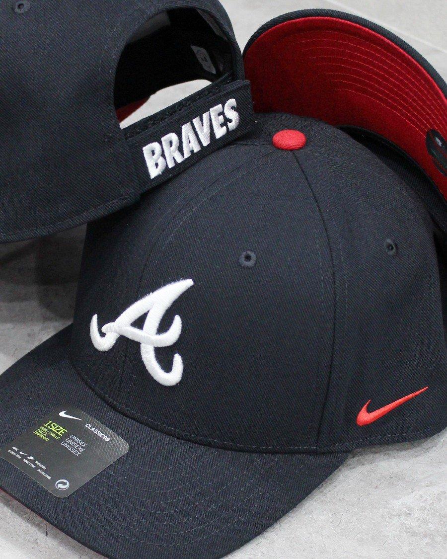 MLB Atlanta Braves NIKE Classic 99 Cap - Navy
