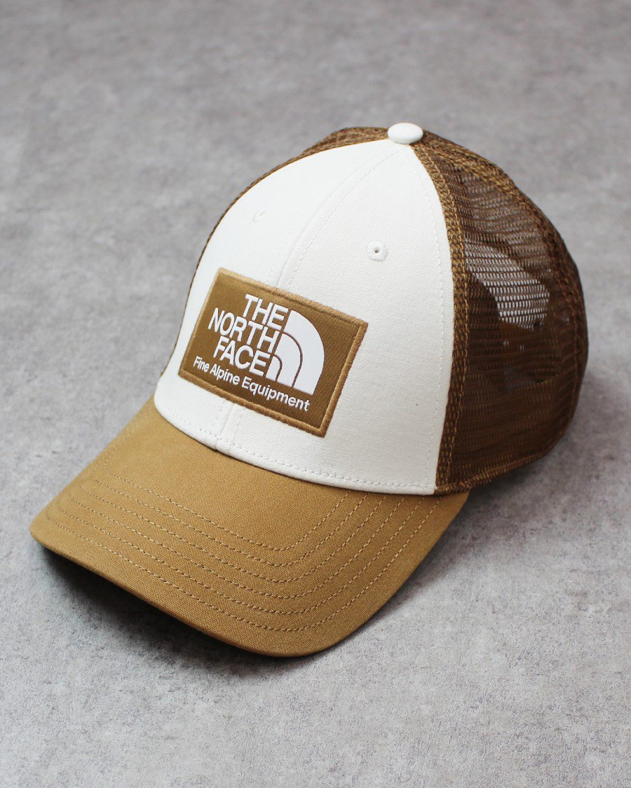 THE NORTH FACE Classic Fit Mudder Trucker Cap - Brown