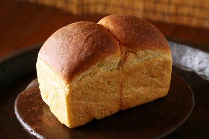 低温発酵食パン (オーガニック小麦粉)