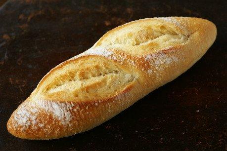 果実酵母のフランスパン