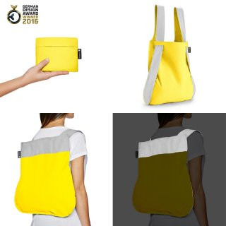 Nota bag(リフレクティブ イエロー)<img class='new_mark_img2' src='https://img.shop-pro.jp/img/new/icons16.gif' style='border:none;display:inline;margin:0px;padding:0px;width:auto;' />