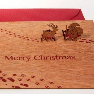 木製ポップアップカード(コンビ)