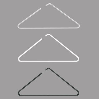 Triangle ハンガー<img class='new_mark_img2' src='https://img.shop-pro.jp/img/new/icons5.gif' style='border:none;display:inline;margin:0px;padding:0px;width:auto;' />
