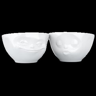 Medium Bowl Set 200ml 【kissing & grinning】
