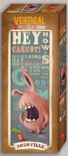 Carrot ジグソーパズル 1000ピース  ZOZOVILLE