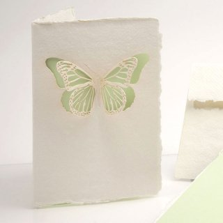 BÜTTE カード(蝶)