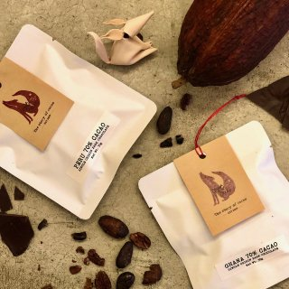 Coyote Cacao Bean to Bar チョコレート