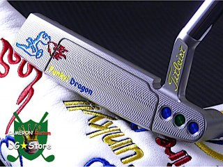 <img class='new_mark_img1' src='https://img.shop-pro.jp/img/new/icons14.gif' style='border:none;display:inline;margin:0px;padding:0px;width:auto;' />Scotty Cameron Custom 2018 Laguna Fire Dragon Rev. Special�-B(Blueウェイト)