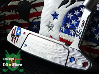 <img class='new_mark_img1' src='https://img.shop-pro.jp/img/new/icons14.gif' style='border:none;display:inline;margin:0px;padding:0px;width:auto;' />Scotty Cameron Custom 2018 Newport2 Funky! Skull USA Special Limited