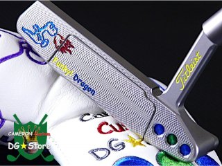 <img class='new_mark_img1' src='https://img.shop-pro.jp/img/new/icons14.gif' style='border:none;display:inline;margin:0px;padding:0px;width:auto;' />Scotty Cameron Custom 2018 Newport2 Fire Dragon Rev. Special�-B(Blueウェイト)
