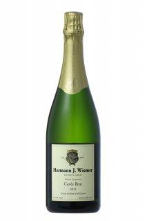 ハーマン・J・ウィーマー キュヴェ・ブリュット・スパークリング 2011 -- HERMANN J. WIEMER Cuvée Brut Sparkling 2011