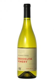 ブルックリン・ワイナリー シャルドネ (樽熟成) 2014 -- BROOKLYN WINERY Barrel Fermented Chardonnay 2014
