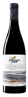 Dr.コンスタンティン・フランク ピノ・ノワール 2013 -- DR. KONSTANTIN FRANK Old Vines Pinot Noir 2013