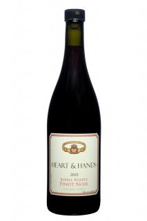 ハート&ハンズ バレル・リザーブ・ピノ・ノワール 2010 -- HEART & HANDS Barrel Reserve Pinot Noir 2010