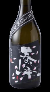 吟醸酒「春乃峰(はるのみね)黒ラベル」1800ml