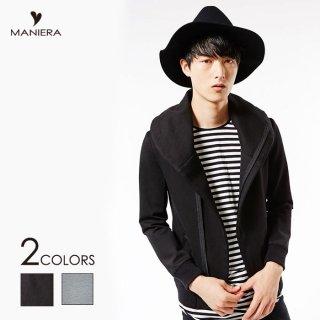 【MANIERA】ポンチボリュームネックPK/全2色/マニエラ