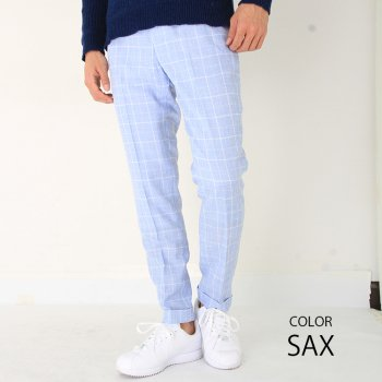 ★SALE20%OFF★MIXチェックスラックス