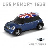 【16GB】Mini Cooper S ブルーUK