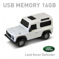 【16GB】Land Rover Defender ホワイト
