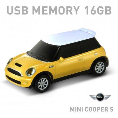 【16GB】Mini Cooper S イエロー