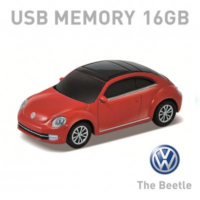 【16GB】Volkswagen The Beetle ザ ビートル 赤
