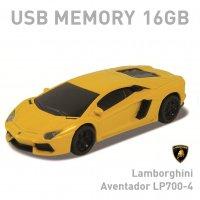 【16GB】Lamborghini Aventador ランボルギーニ アヴェンタドール イエロー