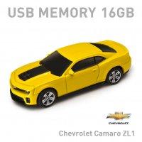 【16GB】オートドライブ シボレー GM カマロ ZL1 イエロー