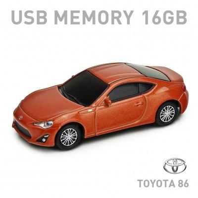 【16GB】トヨタ86 ハチロク オレンジ